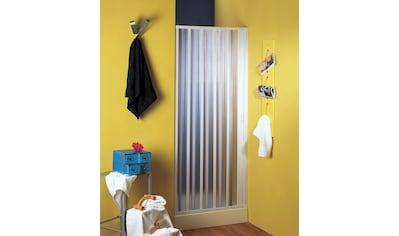 Dusch-Falttür »Rimini«, mit Faltsystem für grossen Einstieg kaufen