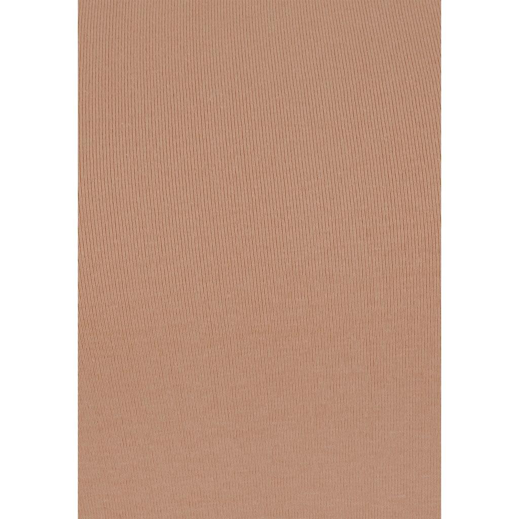 LASCANA Bustier, in schönen Hauttönen