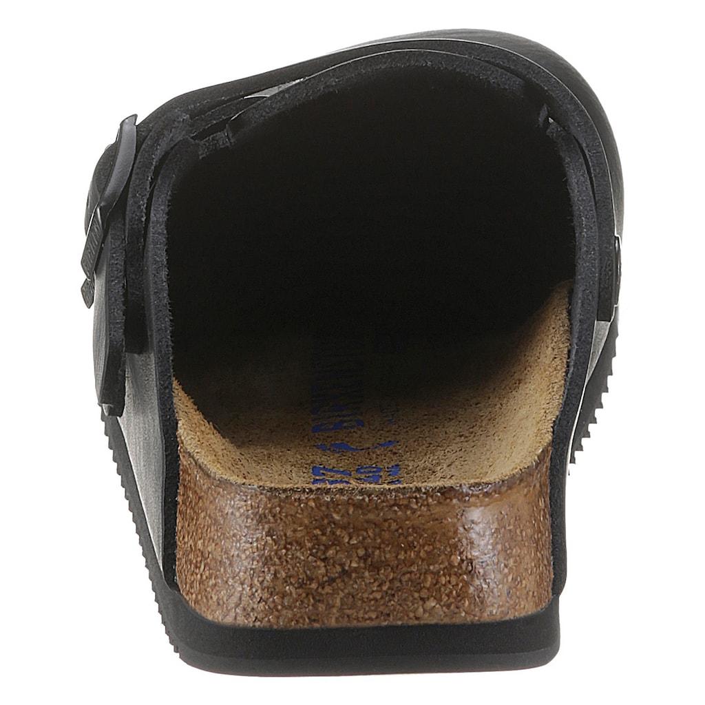 Birkenstock Berufsschuh »KAY SL Damen«, mit schwenkbarem Fersenriemchen