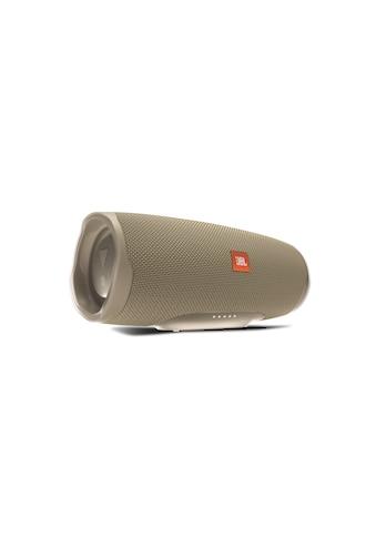JBL Bluetooth-Lautsprecher »Bluetooth Speaker Charge 4 Sand« kaufen