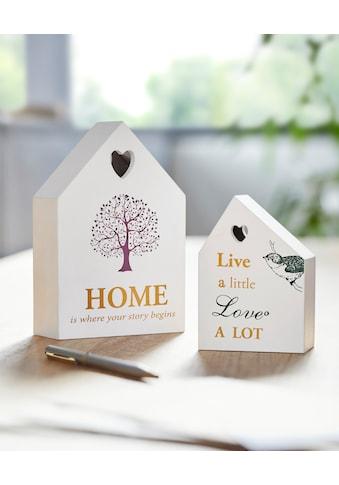 andas Dekoobjekt »Häuser« kaufen