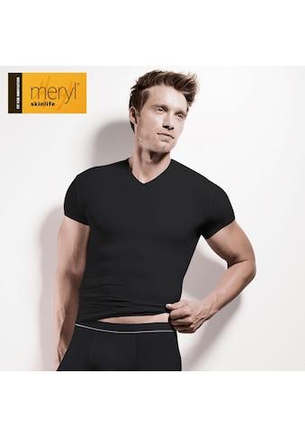 Isa Unterhemd »kurzarm V-Ausschnitt - Skinlife«, (1 St.) kaufen