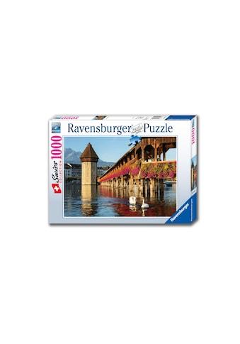 Ravensburger Puzzle »Luzern Kapellbrücke« kaufen