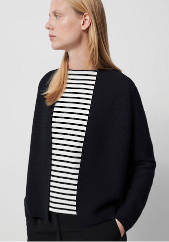 someday Strickjacke »Tanzah«, mit tollem Struktur Muster kaufen