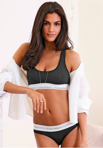 Calvin Klein Bustier »Modern Cotton«, mit Racerback kaufen