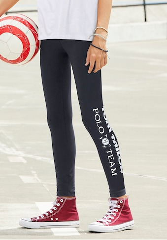 TOM TAILOR Polo Team Leggings, mit Logodruck kaufen