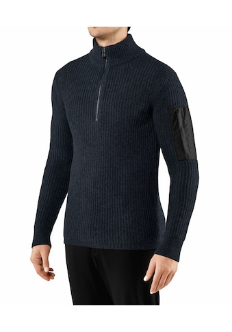 FALKE Trainingspullover »Pullover«, mit Shetland-Schurwolle kaufen