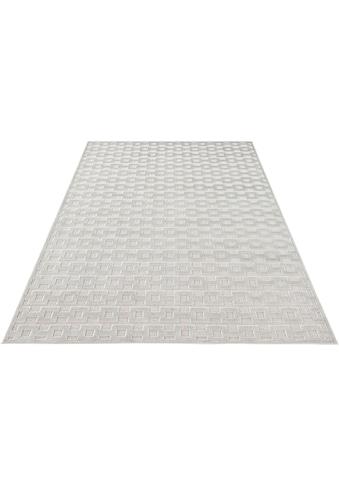 Teppich, »Bouton«, MINT RUGS, rechteckig, Höhe 4 mm, maschinell gewebt kaufen