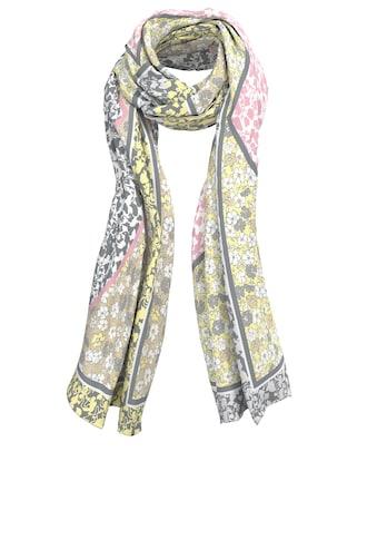 bianca Modetuch »SABA«, mit Millefleurs-Print in zarten Pastelltönen kaufen