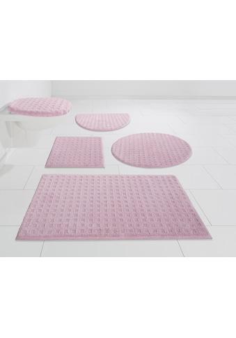 Badematte »Refik«, andas, Höhe 8 mm, rutschhemmend beschichtet, schnell trocknend kaufen