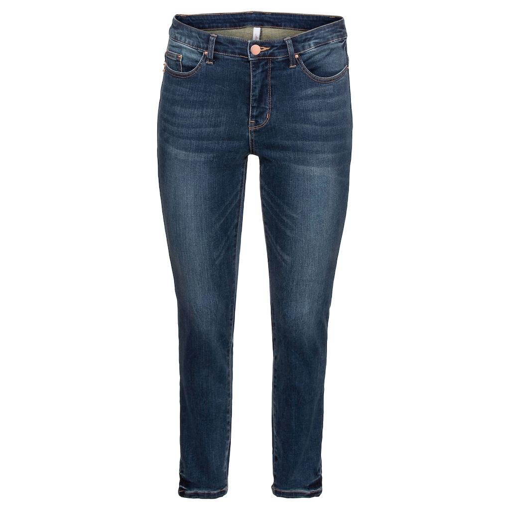 Sheego Stretch-Jeans, Skinny mit Bodyforming-Effekt