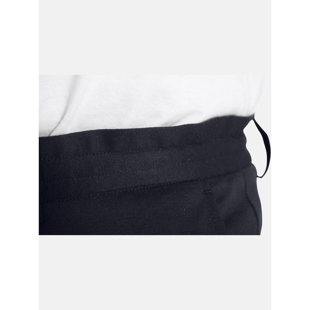 Charles Colby Stoffhose »DUKE BERNARD«, flexibles Material mit Viskose