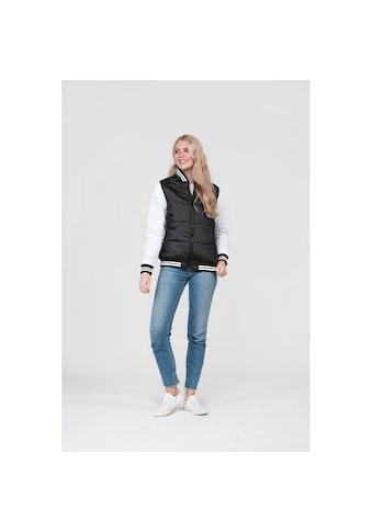 AWDIS Collegejacke »Just Hoods Unisex Varsity Puffer Jacke Erwachsene« kaufen