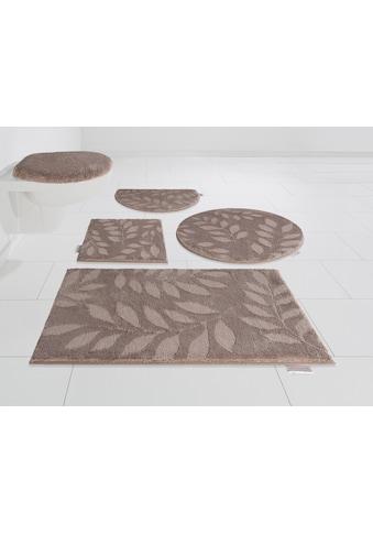 Guido Maria Kretschmer Home&Living Badematte »Leaves«, Höhe 10 mm kaufen