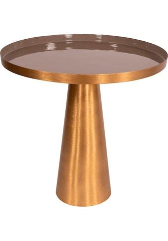 Kayoom Beistelltisch »Beistelltisch Morrison 525«, Tischplatte mit erhöhtem Rand kaufen