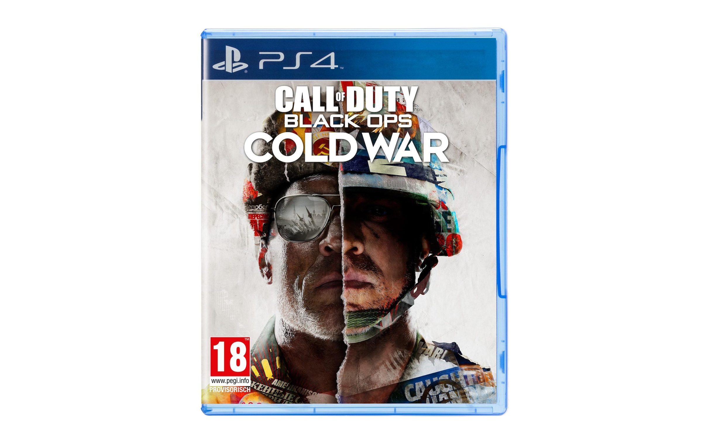 Image of ACTIVISION BLIZZARD Spiel »Call of Duty: Black Ops Cold War«, PlayStation 4