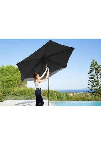 garten gut Sonnenschirm »London«, Inkl. Schutzhülle, ohne Schirmständer kaufen