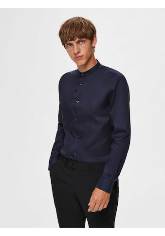 SELECTED HOMME Langarmhemd »SLIM MARK SHIRT« kaufen