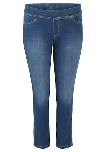 Paprika Jeansjeggings »Uniform Gummizug in der Taille casual« kaufen