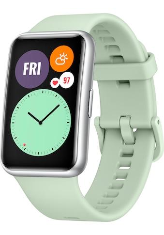 Huawei Smartwatch »Watch Fit«, (24 Monate Herstellergarantie) kaufen