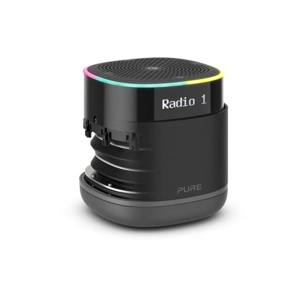 Pure Smart Speaker »StreamR Schwarz«