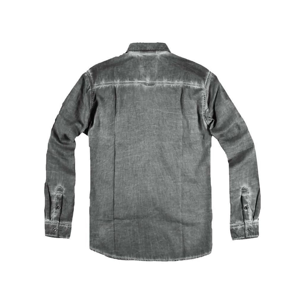 Engbers Hemd mit modischer Waschung