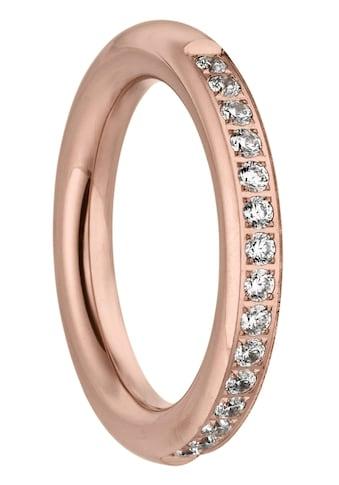 Tamaris Fingerring »Emily, TJ172-54, TJ172-56, TJ172-58, TJ172-60«, mit Zirkonia kaufen