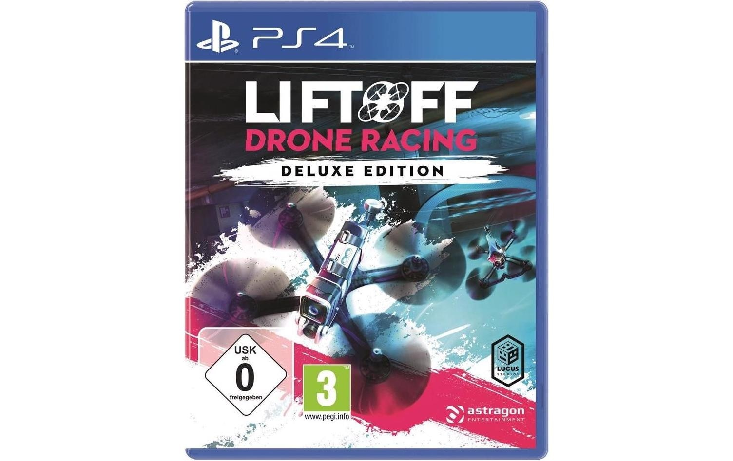 Image of Astragon Spiel »Drone Racing Deluxe Edition«, PlayStation 4, Special Edition