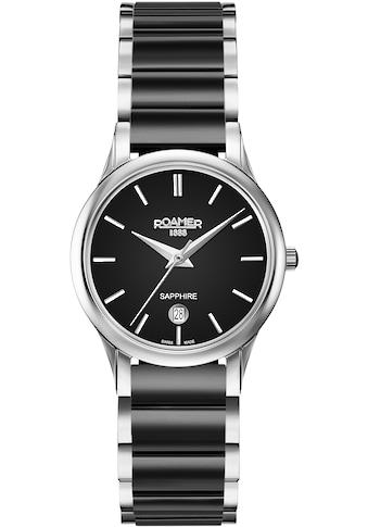 Roamer Schweizer Uhr »C-Line Ladies, 657844 41 55 60« kaufen