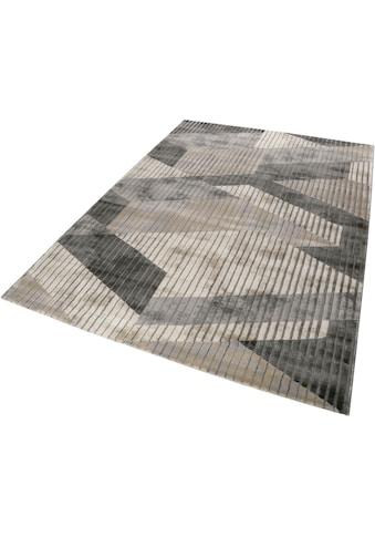 Teppich, »Tamo«, Esprit, rechteckig, Höhe 12 mm, maschinell gewebt kaufen