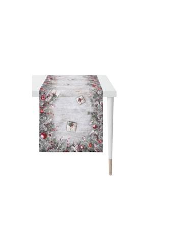 APELT Tischläufer »APELT Tischläufer Weihnachten 46 cm« kaufen