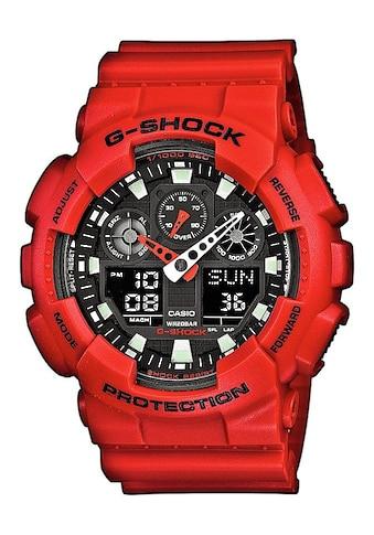 CASIO G - SHOCK Chronograph »GA - 100B - 4AER« kaufen