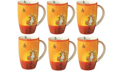 Mila Cappuccinotasse »Oommh 230 ml, 6 S« kaufen