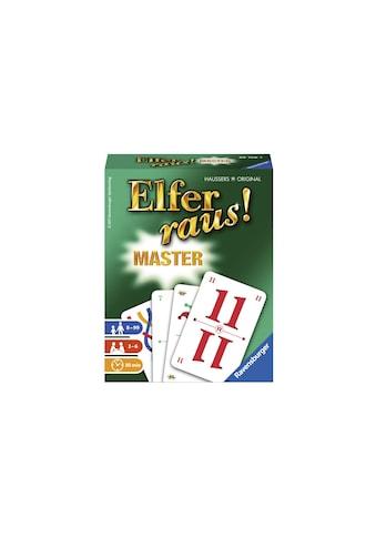 Ravensburger Spiel »Elfer raus! Master« kaufen