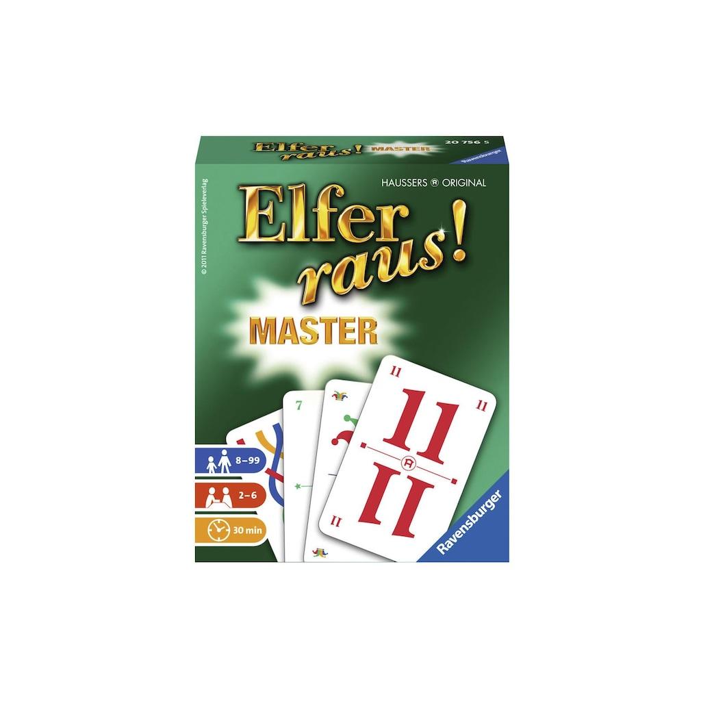 Ravensburger Spiel »Elfer raus! Master«