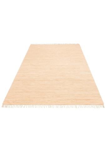 Teppich, »Paul«, Lüttenhütt, rechteckig, Höhe 5 mm, handgewebt kaufen