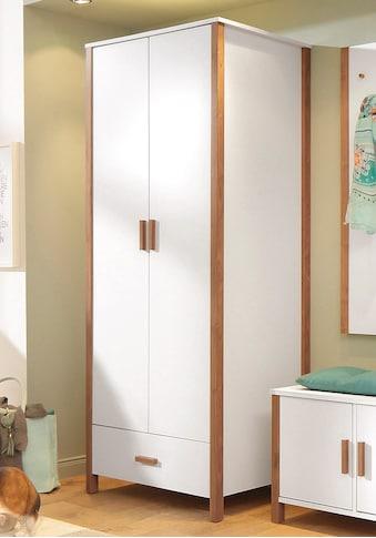 Home affaire Garderobenschrank »Chic«, mit einer Kleiderstange, vielen... kaufen