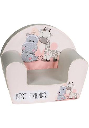 Knorrtoys® Sessel »Best Friends«, Made in Europe kaufen