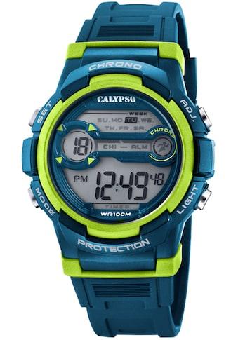 CALYPSO WATCHES Chronograph »Digital Crush, K5808/3« kaufen