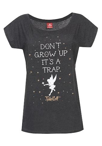 Disney T - Shirt »Tinkerbell Don't Grow Up« kaufen