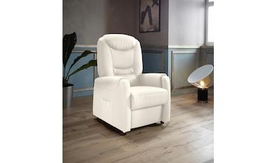 Places of Style TV-Sessel »Tamworth«, in Grösse M, wahlweise mit Motor und Aufstehhilfe kaufen