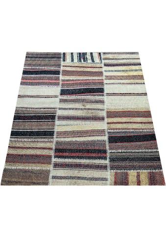 Teppich, »Artigo 400«, Paco Home, rechteckig, Höhe 11 mm, maschinell gewebt kaufen