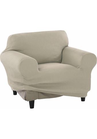 my home Sesselhusse »Rustica«, mit leichtem Struktur-Effekt kaufen