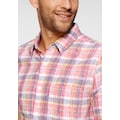 Levi's® Kurzarmhemd »LE SS CLASSIC 1 PKT STANDRD, VINCE«, mit Allover-Karomuster