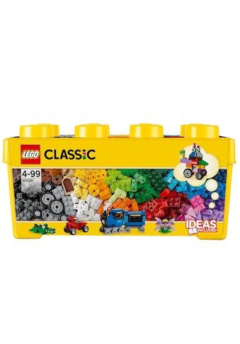 """LEGO® Konstruktionsspielsteine """"Bausteine Box (10696) , LEGO®Classic"""", Kunststoff, (484 - tlg.) kaufen"""