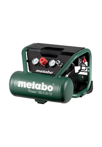 metabo Kompressor »Power 180-5 W OF« kaufen