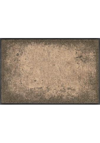 wash+dry by Kleen-Tex Fussmatte »Shades of Grey«, rechteckig, 7 mm Höhe,... kaufen