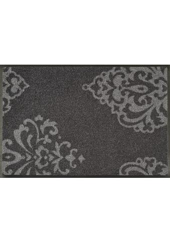 wash+dry by Kleen-Tex Fussmatte »Lucia«, rechteckig, 7 mm Höhe, Schmutzfangmatte, In-... kaufen
