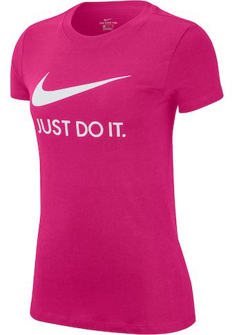 Nike Sportswear T-Shirt »W NSW TEE JDI SLIM« kaufen