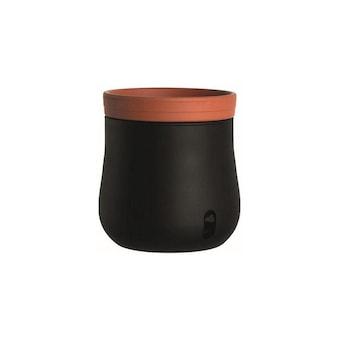 Blumentopf, Leonardo, »Serra L Durchmesser 16 cm Schwarz« kaufen